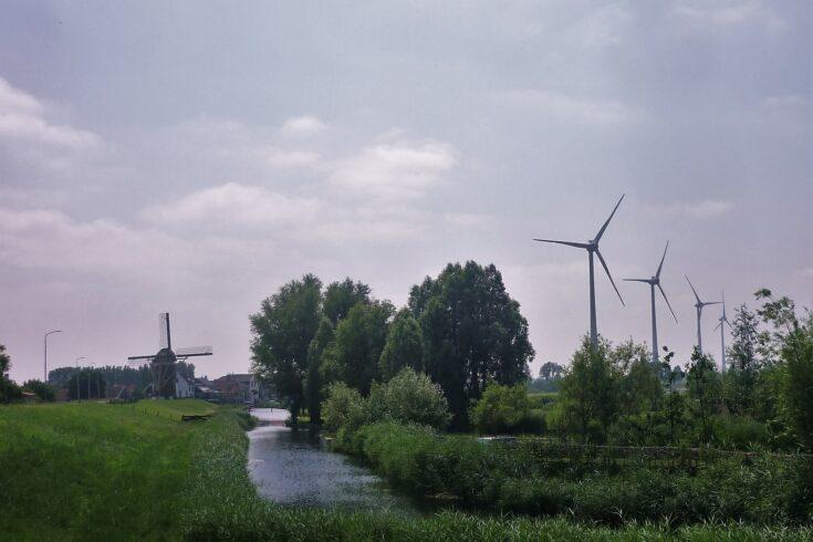 """""""Huidige plannen voor groene energie dekken al 2/3 van de behoefte"""""""