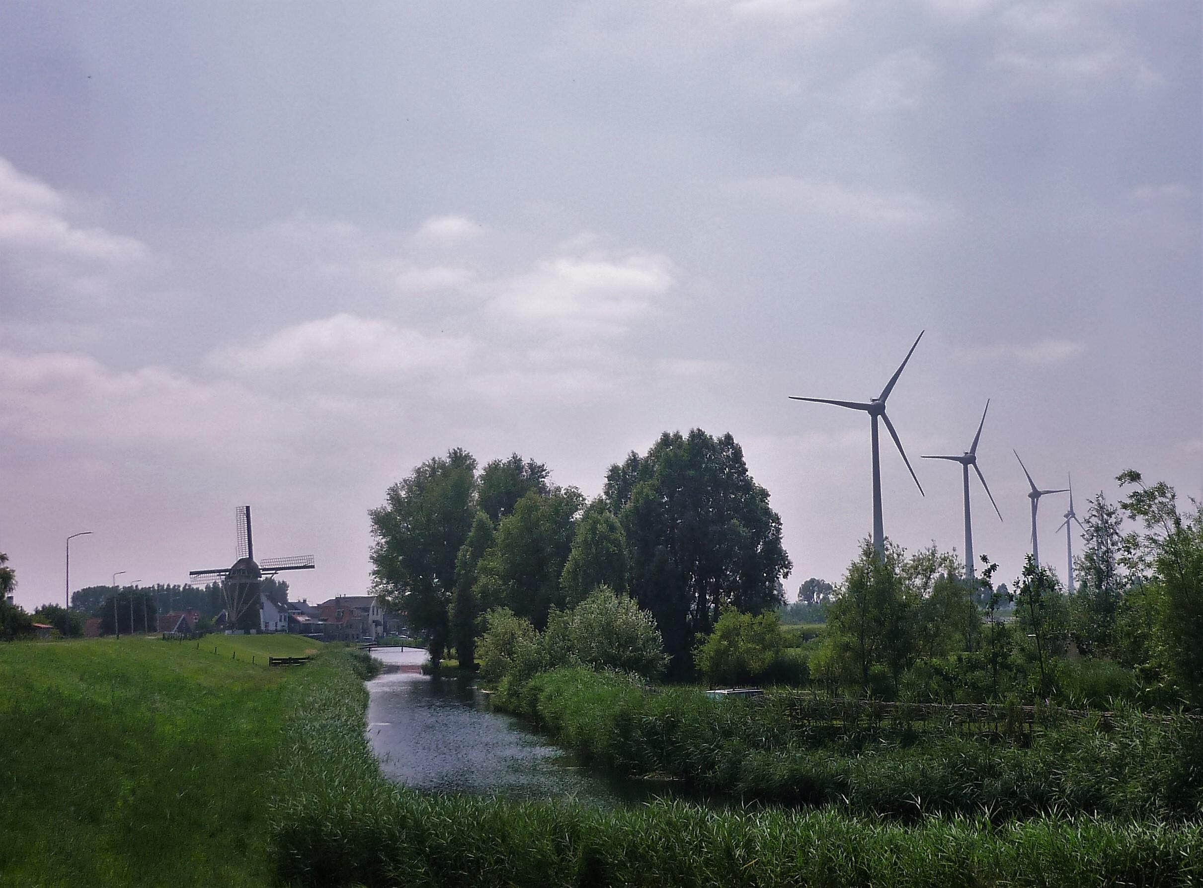 """Visie HWDuurzaam: """"Huidige plannen voor groene energie dekken          al 2/3 van de behoefte"""""""
